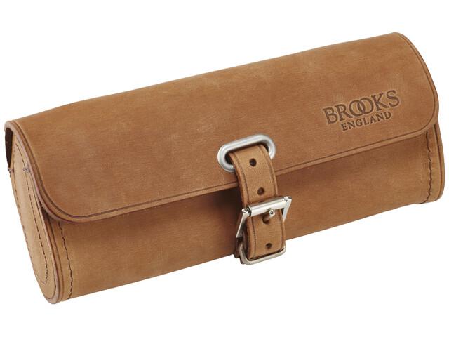 Brooks Challenge Saddle Bag aged